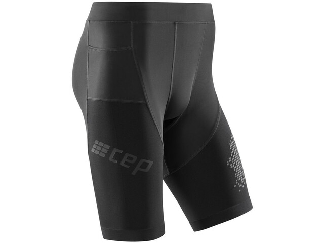 cep 3.0 Pantalones cortos running Hombre, black